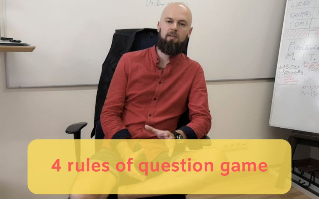 5 Questions Game – how to play it to get laid