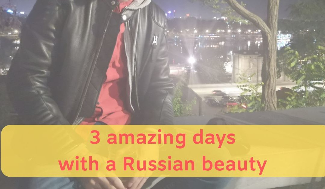 Last set of the day – 3 amazing days with a Russian beauty in Belgrade, Serbia