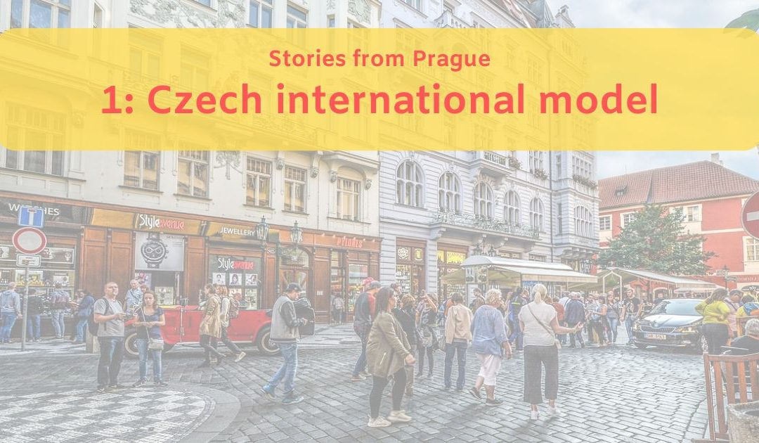 Daygame stories from Prague. 1: Czech international model